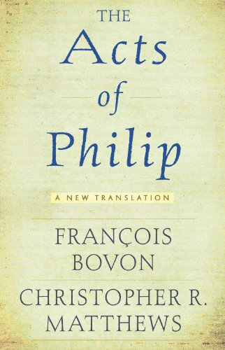 the-acts-of-philip-a-new-translation