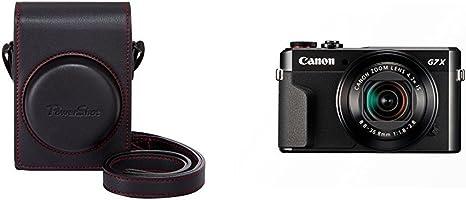Canon DCC-1880 - Funda para cámara Canon Powershot G7X MK ...