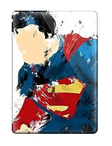 Rolanlark BZdnJ2042roklM Case For Ipad Air With Nice Superman Art Appearance