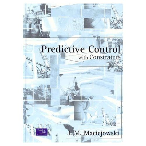 Predictive Control with Constraints, by Jan Maciejowski