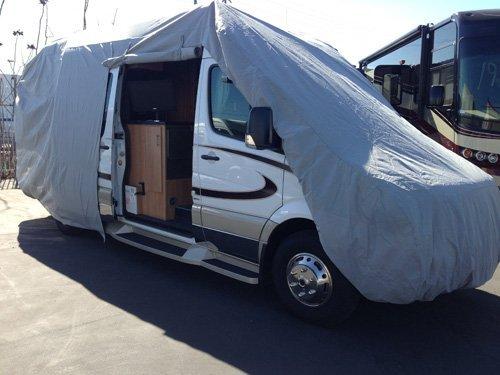 Sprinter Rv Conversion >> CarsCover Waterproof Class B RV High Top Conversion Van ...