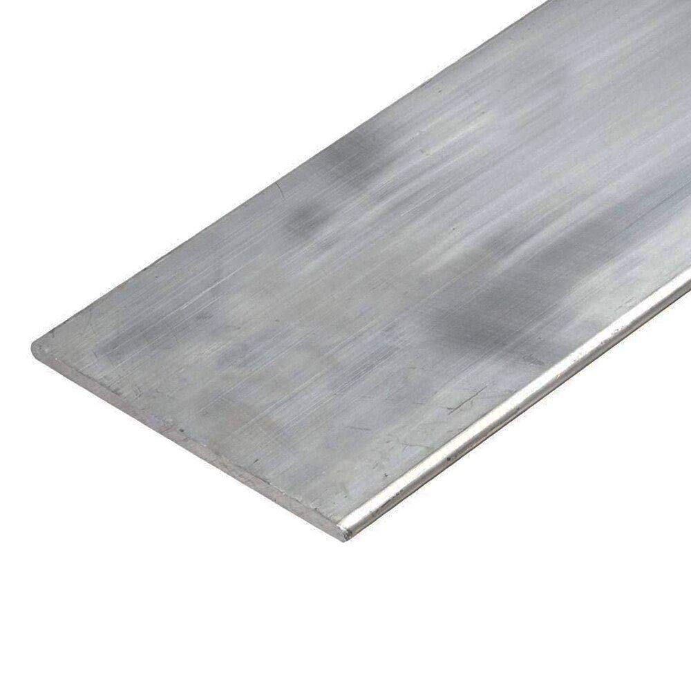 Online Metal Supply 6101-T61 Aluminum Round Edge Rectangle Bar, 1/4'' x 6'' x 48'' by Online Metal Supply