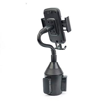 360 Giran el sostenedor del teléfono del Coche Las Bebidas del vehículo del Coche Portavasos Soporte