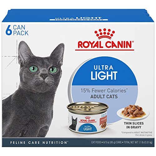 Royal Canin Feline Health Nutrition Ultra Light Thin Slices