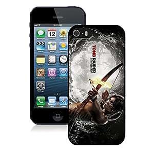 New Unique DIY Antiskid Skin Case For Iphone 5S FTR4 iPhone 5s Black Phone Case 162