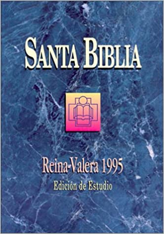 Holy bible reina valera 1995 study bible spanish edition not holy bible reina valera 1995 study bible spanish edition not available 9781576977712 amazon books fandeluxe Image collections