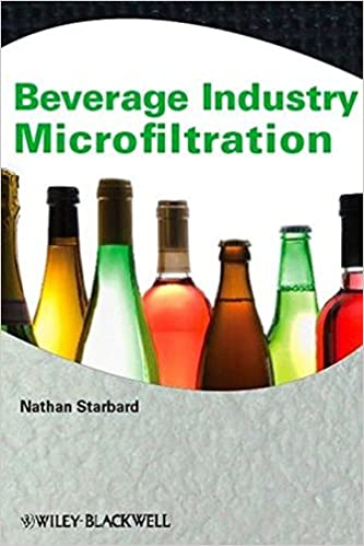 Book Beverage Industry Microfiltration