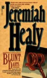 Blunt Darts, Jeremiah Healy, 0671737422