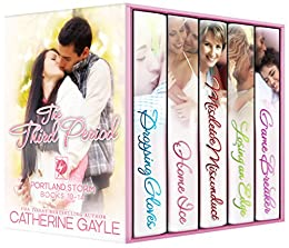 Portland Storm: The Third Period (Portland Storm Boxed Sets) by [Catherine Gayle]