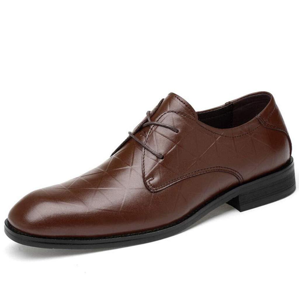 XxoSchuhe Herren Leder Arbeitsschuhe wies Herren Hochzeitsschuhe Leder Kleid britischen Lederschuhe Retro große Größe Herren Lederschuhe Geschäft Schuhe
