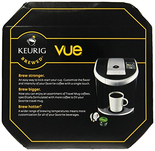 32 Count - Caribou Blend Vue Cup Coffee For Keurig Vue Brewers