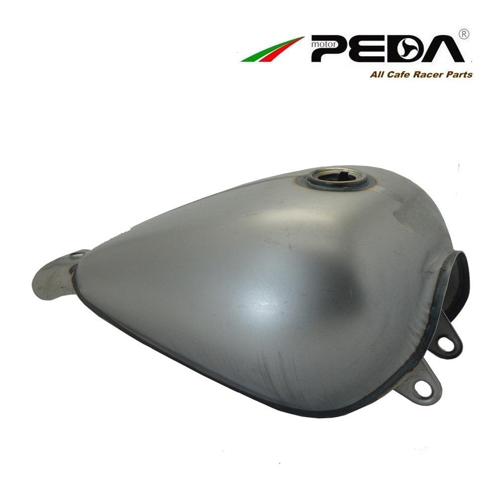 PEDA Cafe Racer Chopper Tank Motorcycle Vintage Fuel Gas Can Retro Petrol Tanks For Harley 883 Bobber GN PEDA MOTOR