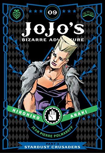 JoJo's Bizarre Adventure: Part 3--Stardust Crusaders, Vol. 9