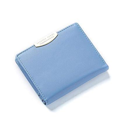 Billetera De Mujer Monedero Y Monedero Pequeños para Mujer ...