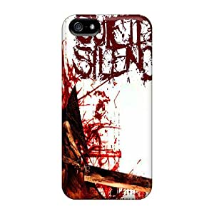 Ideal OTcase Case Cover For Iphone 5/5s(suicide Silence), Protective Stylish Case