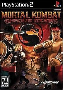 Mortal Kombat: Shaolin Monks - PlayStation 2     - Amazon com