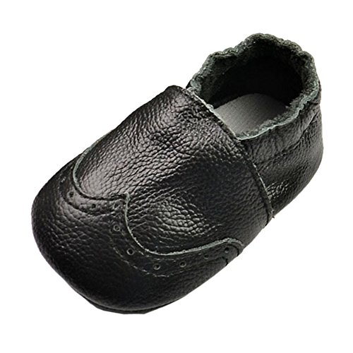Leap FrogMoccasins Boots - Mocasines bota para niño Solid Black