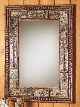 Birch Twig Mirror