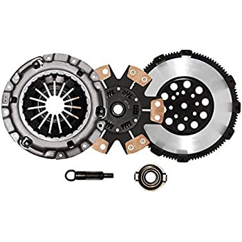 QSC 3000GT VR4 Stealth R//T Twin Turbo Stage 3 Clutch Kit Chromoly Flywheel