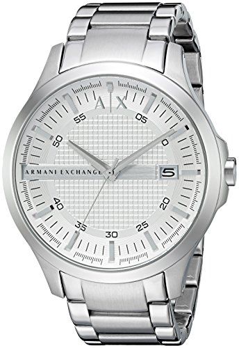 Armani-Exchange-Mens-AX2177-Silver-Watch