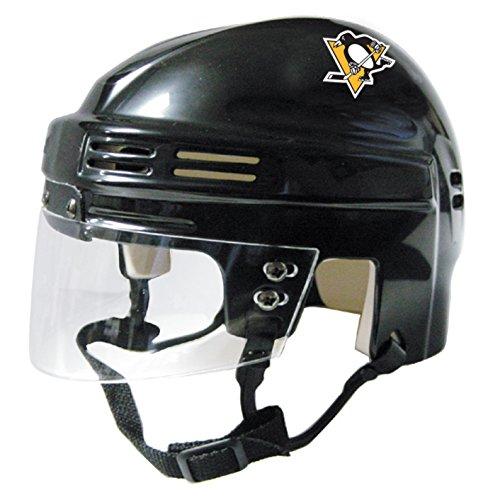 NHL Pittsburgh Penguins Replica Mini Hockey Helmet – DiZiSports Store