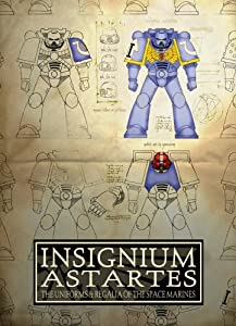 Insignium Astartes (Warhammer 40,000) Merrett, Alan Hodgson, Neil published