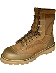 Mens Bates 8 inch USMC R.A.T. Boots Olive Mojave, Olive Mojave, 9D