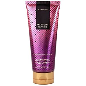 victoria secret body cream review