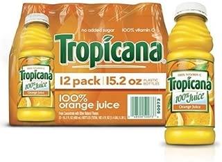 product image for Tropicana, Orange Juice, 15.2 Oz. / 12 Pack
