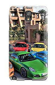 Hot New Porsche Case Cover For Galaxy Note 3 With Perfect Design