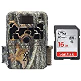 Browning DARK OPS HD 940 Micro Trail Camera (16MP) with 16GB Memory Card | BTC6HD940