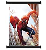 Spiderman Comic Fabric Wall Scroll Poster (32 x 48) Inches