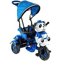 BabyHope 127 Little Panda Üç Tekerlekli Bisiklet