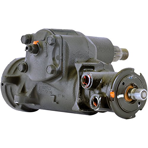 Pitman Arm Steering Gear - 6