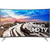 "Smart TV Samsung Televisor Led 65"" Curvo Smart TV UN65MU850DFXZA Full HD HDMI USB Reacondicionado (Certified Refurbished)"