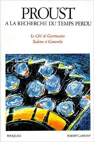 A La Recherche Du Temps Perdu Volume 2 Le Cote De
