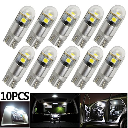 карта T10 LED Light Bulb 194