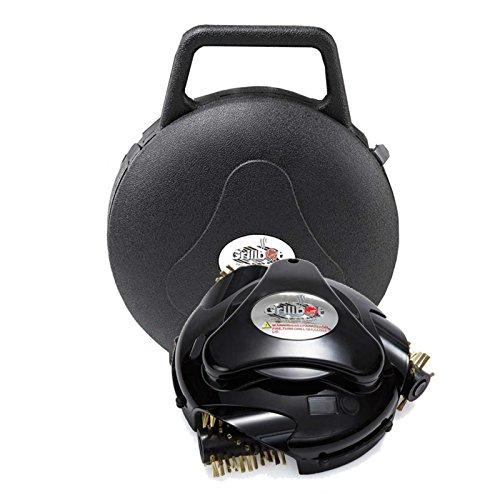 grillbot-gbubun102-black-grill-brush-and-scraper-carry-case-bundle-black