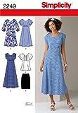 Simplicity Designs by Karen Z Pattern 2249 Womens