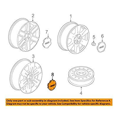Genuine GM Cap Part No. 9597571: Automotive