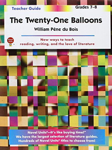 the twenty one balloons book report The twenty-one balloons questions and answers - discover the enotescom community of teachers, mentors and students just like you that can answer any question you might have on the twenty-one balloons.