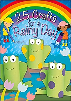 Book 25 Crafts for a Rainy Day