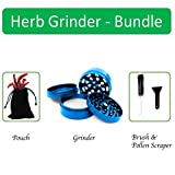 """StyleOn Herb Grinder Bundle (4 Items) 