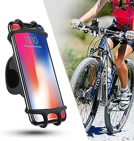 Accesorios para bicicletas Soporte para teléfono móvil para ...