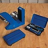 Kreg Pocket-Hole Jig 720 PRO, Blue - KPHJ720PRO