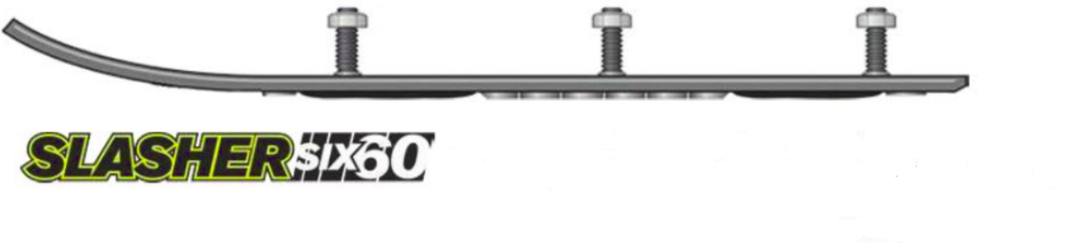SPI Slasher Wearbar and Carbides for POLARIS TURBO IQ 2008-2011