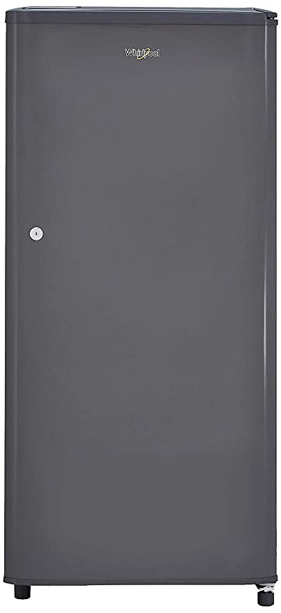 Whirlpool 190 L 2 Star Direct Cool Single Door Refrigerator  WDE 205 CLS 2S, Grey  Refrigerators