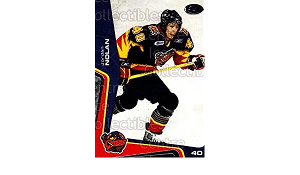 b17694d3b83 Amazon.com: (CI) Jordan Nolan Hockey Card 2005-06 Erie Otters 7 Jordan Nolan:  Collectibles & Fine Art