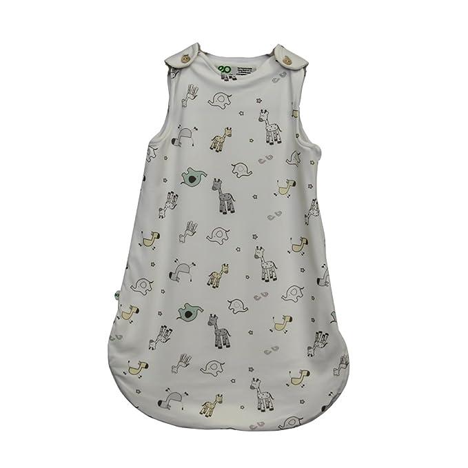 ege organics - Saco de dormir - para bebé blanco Traumwelt: Amazon.es: Ropa y accesorios