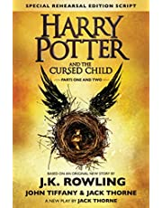 Harry Potter and the Cursed Child Parts One and Two (Special Rehearsal Edition Script) (Special Rehearsal Edition): The Official Script Book of the Original West End Production